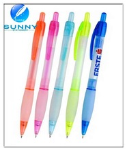 advertisting lovely plastic ballpoint pen