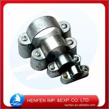 Heavy duty gi electrical conduit clamp