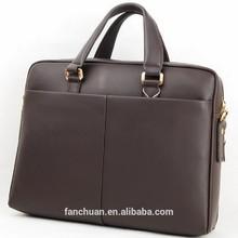 Men Fashion PU Leather Laptop Bag
