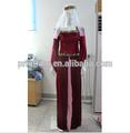 Señoras medusa sexy vestido de lujo griego de la diosa romana/cleopatra/arwen