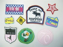 Cloth Paste Personality Embroidery Patches For Garments