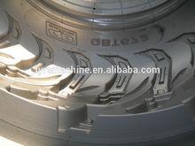 High precision rubber tire mold
