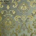 hermoso de oro de damasco italia clásico papel pintado para imprimir