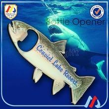 Custom Shape Bottle Opener,Fish Shape Metal Bottle Opener