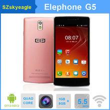 Best selling original 3G smartphone cheap elephone G5 13MP camera mobile phone