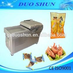 DZD-400-2S multifunctional chicken vacuum packing machine