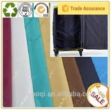 pu coated lining fabric