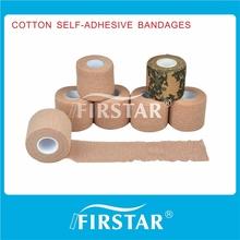 Portable ce fda iso elastic bandage crepe 100% cotton
