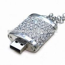 Jewelry Pad Lock USB Pen Drive AT-302B
