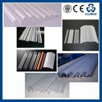 PLASTIC LED LAMP COVER MAKING MACHINERY LIGHT SHADE EXTRUDING MACHINERY