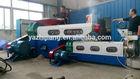 Multi-function plastic film recycling extrusion granulator machine