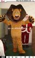 el más reciente 2015 personalizado adultos vivos madagascar alex león el traje de la mascota