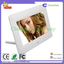Chinese Suppliers 7 Inch Digital Photo Frame