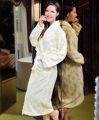 Belo manto& conjuntos de vestido coral mulheres roupões de banho para as mulheres
