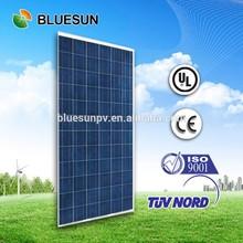 Bluesun high efficiency poly 36v 300w solar water heater intelligent control panel