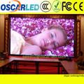 Xxx p4mm vidéo hd panneau publicitaire d'affichage électronique pour la scène