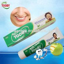 marca tooby 2015 buona qualità il miglior dentifricio sbiancante