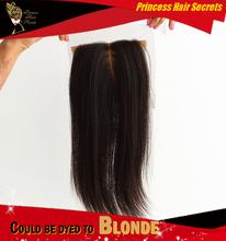 Loose wave hair bundles with malaysian silk base closures 6a brazilian virgin hair