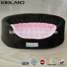 New Pet Products Dog Bed Pet House Soft Warm Rose Velvet Kennel