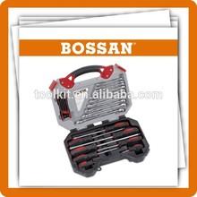 26 pcs household combination plastic case tools