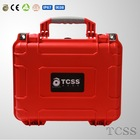 modified PP security and protection hard plastic equipment storage case