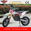2015 500W 24V/36V Electric Mini Motorbike, Dirt bike, Motorcycle with CE
