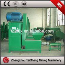 tree bark wood coal and charcoal extruder machine/lump charcoal making machinery