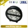 de alta intensidad led 12v 24v máquina de led de luz de trabajo led para las luces de camiones