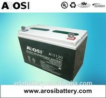 12 V 80Ah bateria selada de chumbo ácido bateria AGM bateria gaiolas de galinhas poedeiras