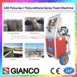 2015 Green High Qulity Polyurethane