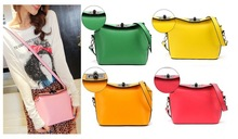2013 new golden sparrow Europe single shoulder bag ,PU leather fashion female bag retro oblique party bag
