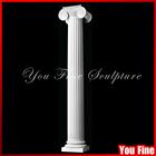 Roman Marble Column Gate Pillar Design