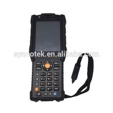 Impressive Flexibility Color Touchscreen Wireless Handheld RFID Reader