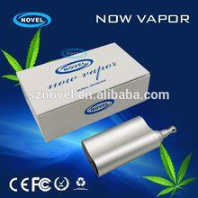 portable personal herb vaporizer Now Vapor best seller in USA smooth e hookah