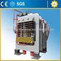 Registro peeling línea de producción de origen de China rotary registro peeling máquina de registro de madera de máquina de la prensa