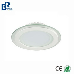 Top level new products led panel ceiling light aluminum frame