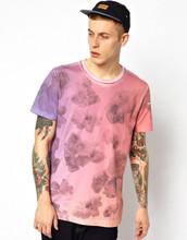 Custom t-shirt sublimation printed