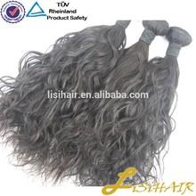Grade 6a wavy hair unprocessed 100 remy virgin filipino hair