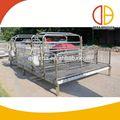nuevo producto de plástico cajón de parto equipo de cerdo