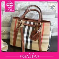 New ladies canvas handbag, promotional canvas beach tote bags 2015
