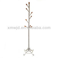 Modern style decorative design coat hanger