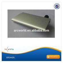 AWC372 Aluminium alloy material portable folding mobile phone charger