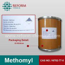pesticides chlorpyrifos+methomyl 24%+12%WP