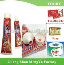 tooby marka 2015 kaliteli toptan fiyat duyarlılığı diş macunu