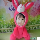 Hot Sale 15 cm Bunny 3D Man Photo Face DIY Soft Toy Gift