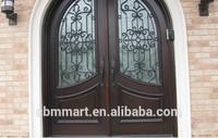 wooden door outer door design classic a6