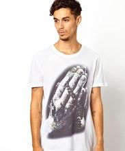 Men's Latest style 3d printing t shirt