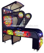 Street Basketball Machines /Basketball Shooting Machine Basketball Game