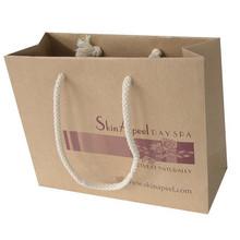 Printing kraft shopping craft paper bag