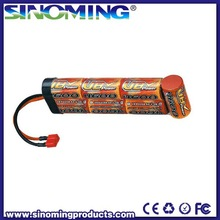 HJL battery 8.4V 4600mAh NiMH High Capacity Battery Pack for RC Car